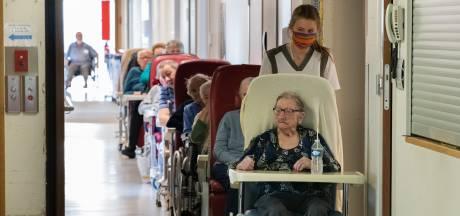 6,5% de résidents en moins dans les maisons de repos depuis la pandémie