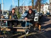 Dordtse 'zusjes' Andrea en Kasia genieten van het nu: 'Wij worden van een grasspriet al blij'