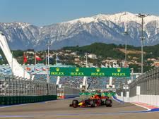 Ferrari ook in laatste vrije training razendsnel, vijfde tijd Verstappen