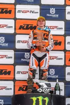 Shana van der Vlist wint GP van België en gaat aan kop in WK motorcross
