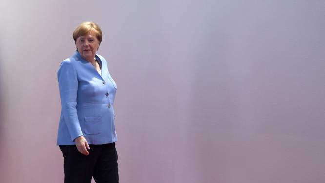 Angela Merkel doet afstand van haar kandidaat voor EU-topjob