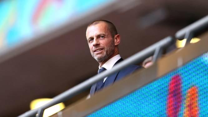 Ceferin dreigt met Europese boycot als plannen FIFA doorgaan: 'Veel succes met zo'n WK'