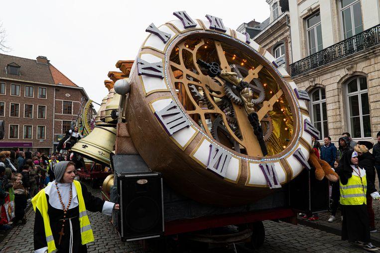 Carnaval Tienen 2020: de sfeer zat goed.