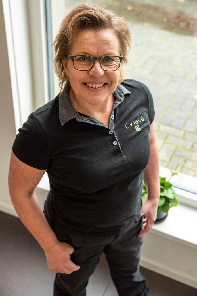 Ciska Vriesema zet zich onder meer in voor kinderen die te maken hebben met pestgedrag.