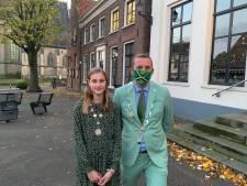 'Aalten groen, samen doen' met de nieuwe kinderburgemeester van Aalten Novin Mateman