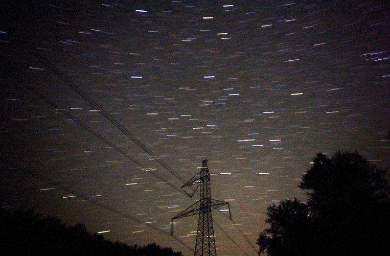 De hemel bij Sofia in Bulgarije. (Archieffoto 2008) Beeld afp