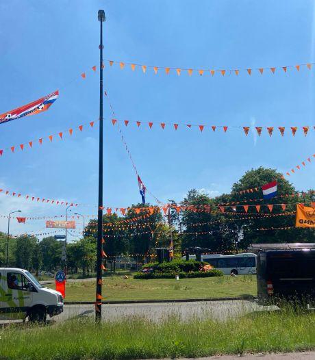 Coronaregels betekenen zwarte bladzijde voor deze 'Oranjerotonde' in Apeldoorn
