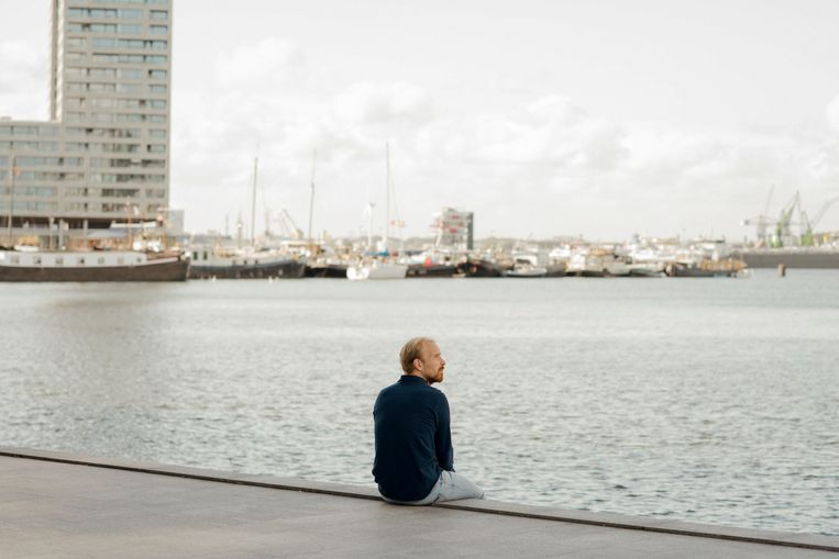 'Als je nog nooit bent opgelicht, moet je eens nadenken of je niet met te veel wantrouwen in het leven staat.' Beeld Tim Coppens