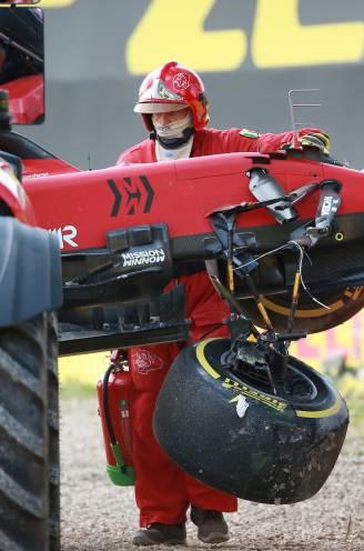 """Doodse sfeer in Imola, maar onze F1-watcher ontdekt toch wat boeiends na exclusieve plaatjes: """"Zou het kunnen dat Leclerc onder druk staat?"""""""