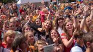 6.000 kids rocken op Ghost Rockers