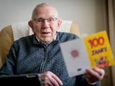 Een eeuw oud, maar Ger uit Almelo doet nog dagelijks de boodschappen: 'Nooit gedacht dat ik de 100 zou halen'