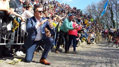 Geraardsbergen hengelt naar WK wielrennen