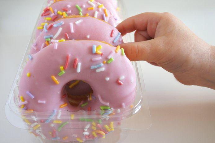 Illustration - les produits destinés aux enfants devront être moins gras, sucrés et salés pour faire l'objet de publicité