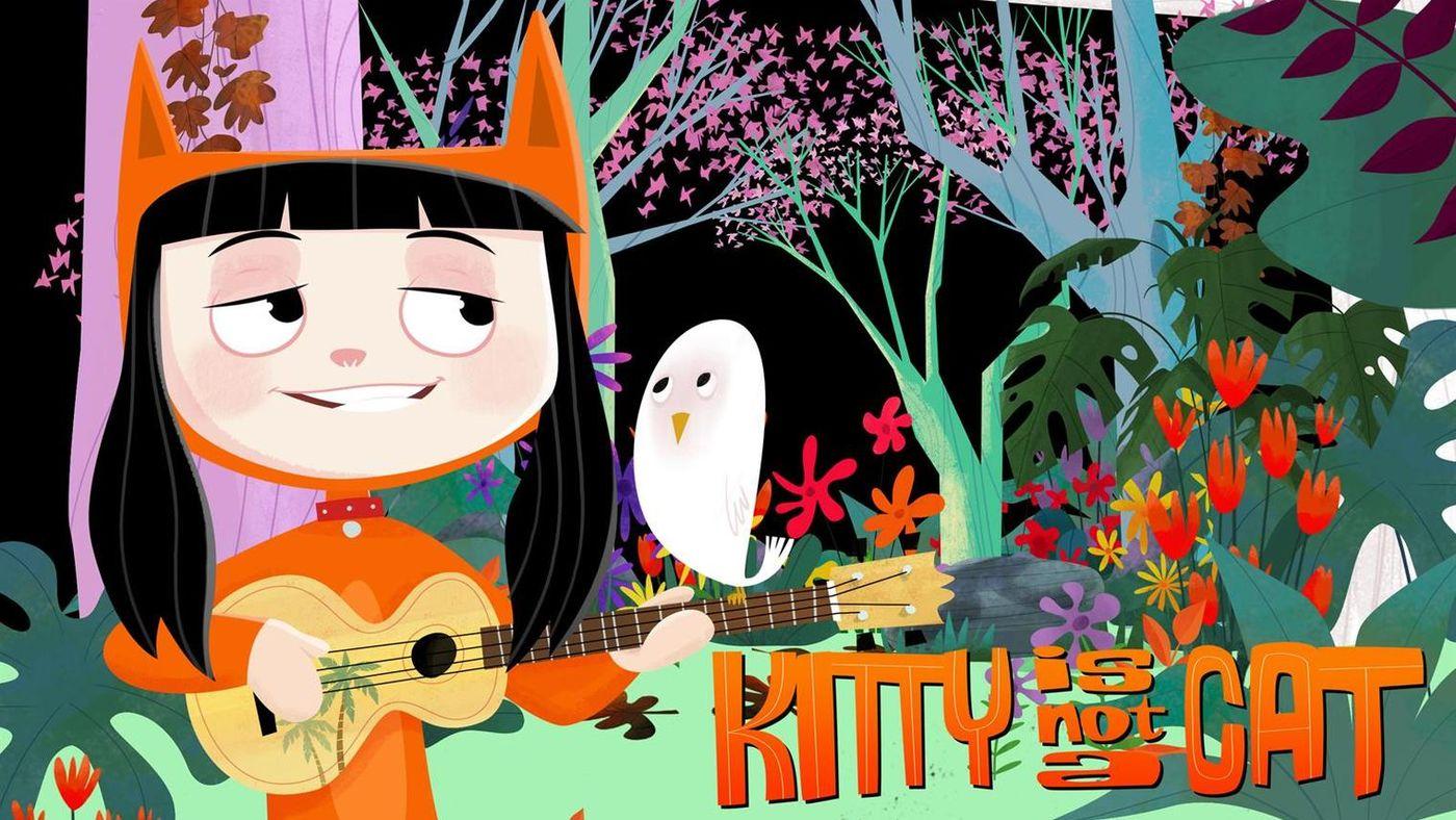Kitty is Echt Geen Kat