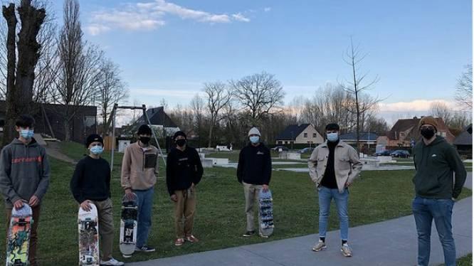 """Jongeren willen een skatepark in Gijzegem: """"Onze petitie haalde al 1.000 handtekeningen"""""""