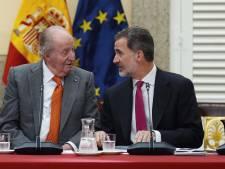 Spaanse koning Felipe zet toelage vader stop vanwege smeergeldaffaire