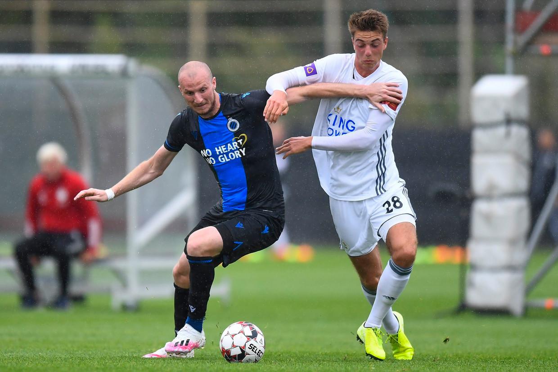 Club Brugge - Oud-Heverlee Leuven. Beeld Photo News