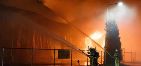 Onvoldoende bewijs voor wietkwekerij in afgebrande loods Staphorst