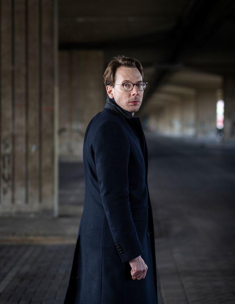 Willem Hinskens: 'Die mishandeling is heel lang – en misschien onbewust nog steeds – bepalend geweest voor hoe ik dingen doe en wie ik ben.' Beeld Jiri Büller