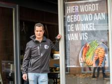 Kraakverse vis wordt hoofdmoot bij nieuwe zaak VAN VIS in Nuenen