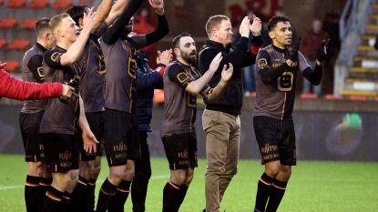 Mechelen wint in Moeskroen en wipt opnieuw de top zes binnen