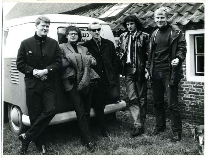 Cuby & the Blizzards in 1967. foto Willy Middel