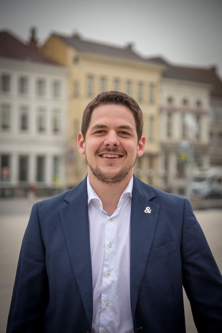 Simon Van Quickelberghe (CD&V) haalt 2.684 voorkeurstemmen bij de Vlaamse verkiezingen.