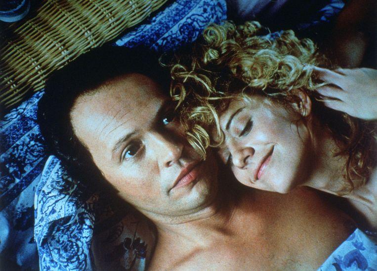 Meg Ryan en Billy Crystal in When Harry Met Sally... Beeld
