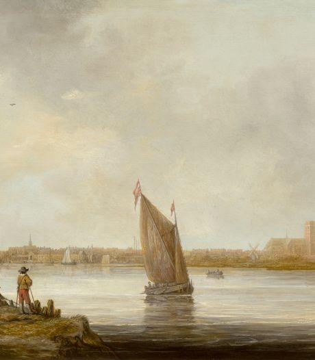 Dordrechts Museum: bewijs dat schilderij van Aelbert Cuyp werd doorgezaagd