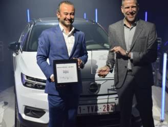 Leasingmaatschappijen verkiezen Volvo Sterckx – De Smet tot 'Fleet Dealer of the Year'