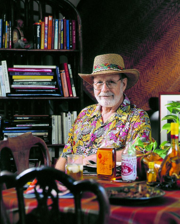 Jerry Hopkins: kleurrijke biograaf.   Beeld RV