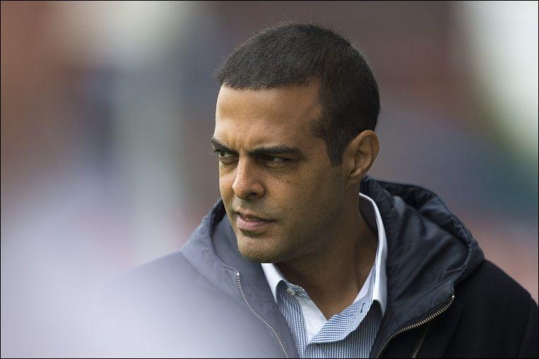 Guy Luzon, de meteen omstreden nieuwe coach van de Rouches. Beeld PHOTO_NEWS