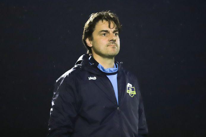 T1 Christ Vandevijvere is niet helemaal tevreden met wat hij de voorbije weken op zijn (oefen)veld zag.