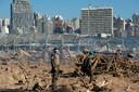 Des équipes de sauvetage de l'ONU ont été dépêchées à Beyrouth, suite aux deux explosions survenues dans le port de la ville le 4 août, et ayant fait plus de 130 morts et 5000 blessés.
