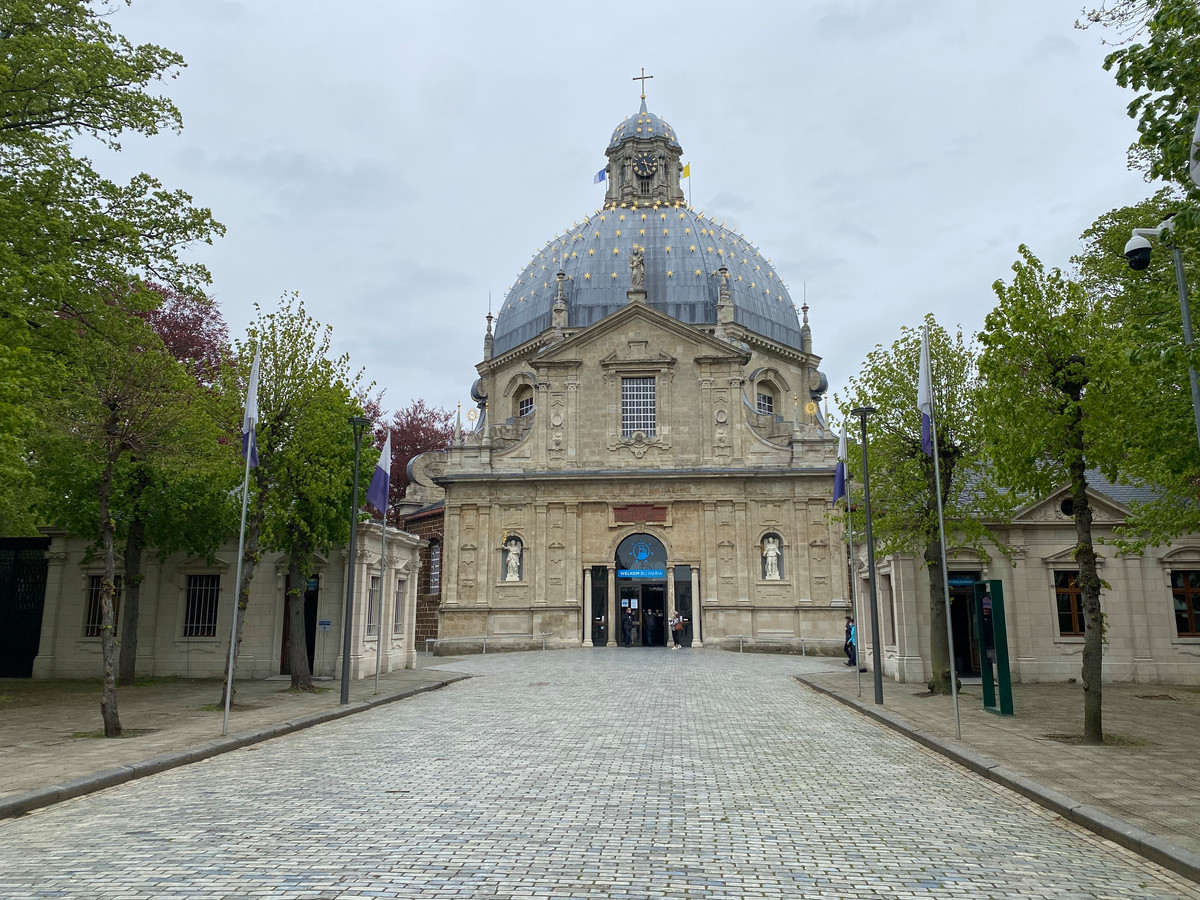 Basiliek in Scherpenheuvel.