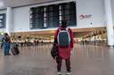 Het wordt de komende weken ongewoon stil op de luchthaven van Zaventem.