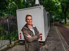 Na corona is brand de volgende klap voor viskraam-eigenaar in Apeldoorn: 'Ik blijf positief'