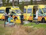 Wielrenner ernstig gewond na botsing met auto