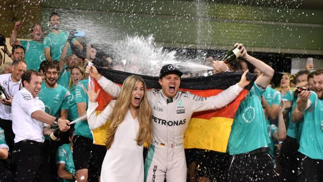 """Waarom Nico Rosberg stopte na zijn wereldtitel in de Formule 1: """"Ik liet 100 miljoen euro liggen"""""""