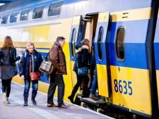 Geen Internationale treinen van en naar Breda door defecte bovenleiding