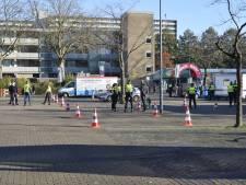Grote controle politie, Belastingdienst en douane in Breda