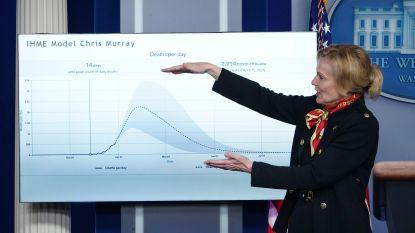 Coronavirus nu belangrijkste doodsoorzaak in Verenigde Staten