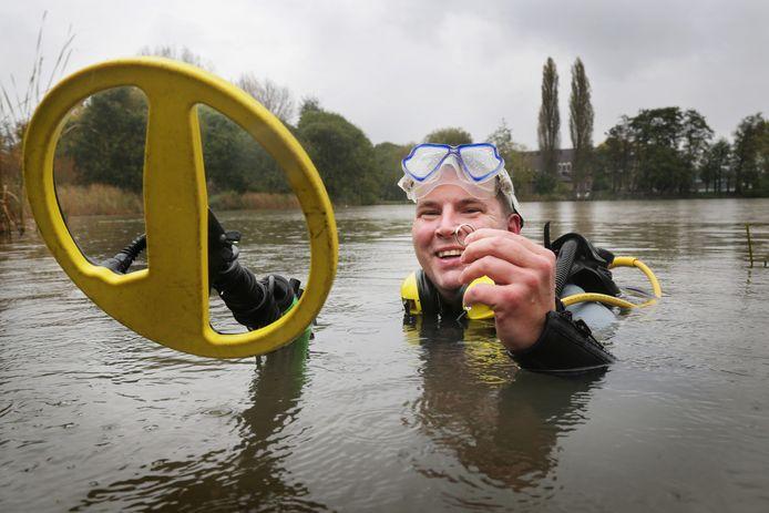 Martin van Hees met wéér een opgedoken ring