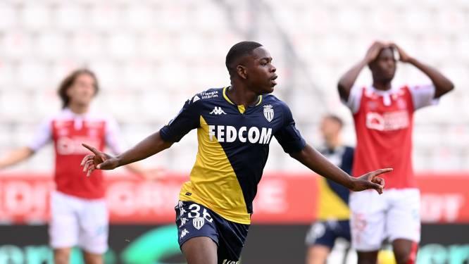 Gevormd op Neerpede, scorend voor Monaco: Foket en Faes zien jonge Belg Matazo z'n eerste goal in Ligue 1 maken