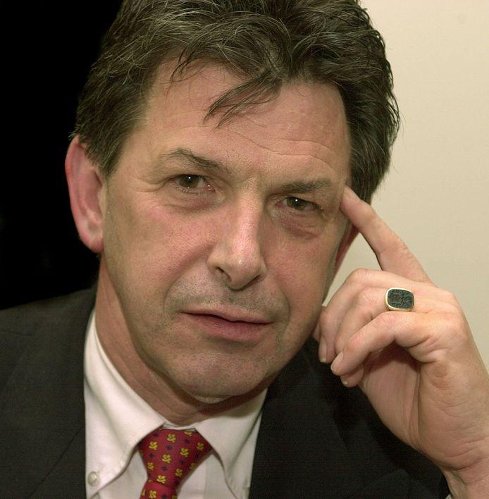 Joop de Werd (1945-2021).