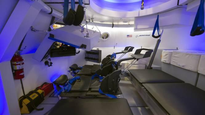 NASA bestelt bij Boeing eerste commerciële bemande ruimtevlucht