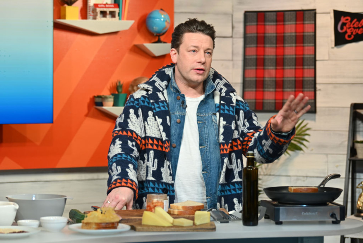 Jamie Oliver in 2020 Beeld Getty Images