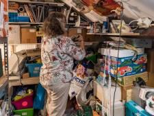 Christine verloor zichzelf in verzamelwoede na dood van haar man: 'Ik kotste ervan'