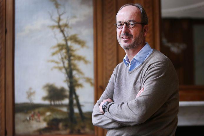 Rob Tebbe, directeur van de NV Stadsherstel Breda.