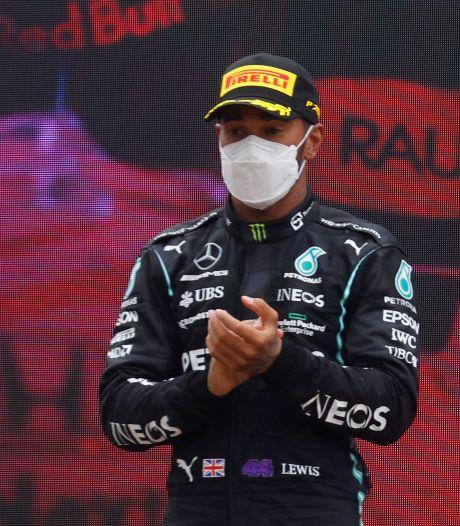 Hamilton: 'Red Bull is zó snel, het verschil is enorm'
